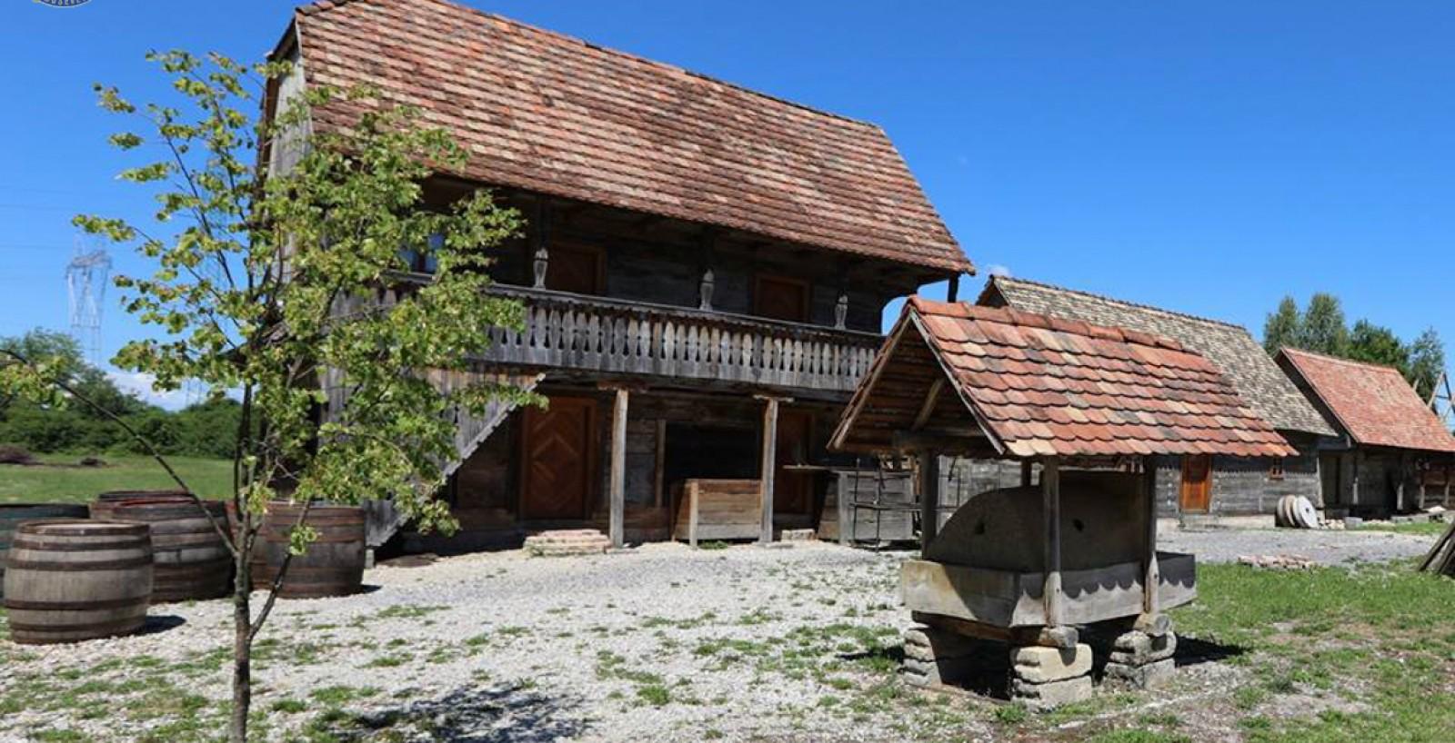 Buševski čardak zaštićeno kulturno dobro