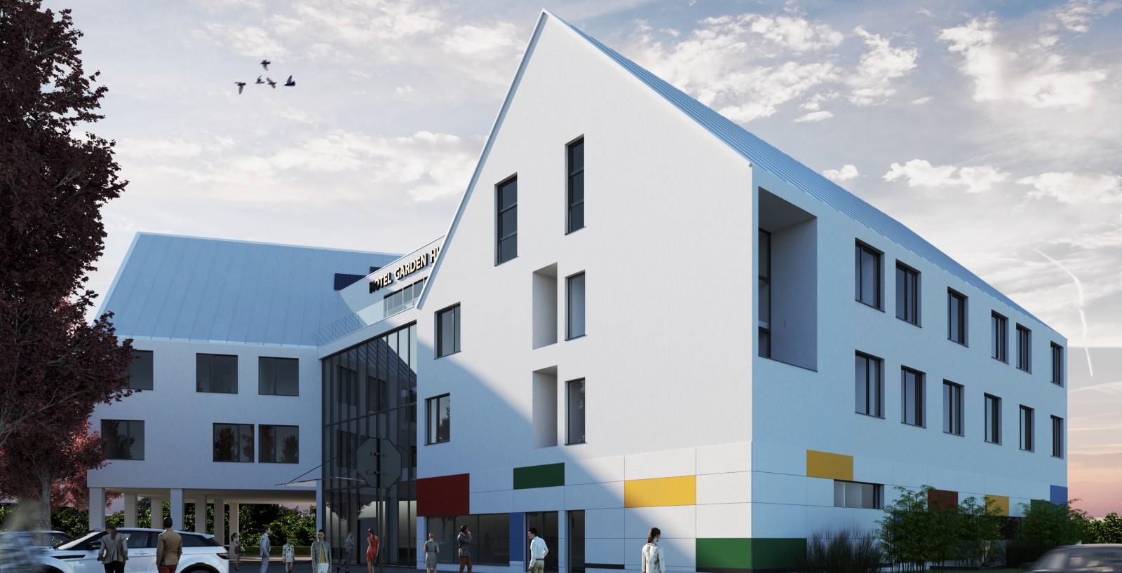 Garden Hill- uskoro otvorenje luksuznog hotela u Velikoj Gorici