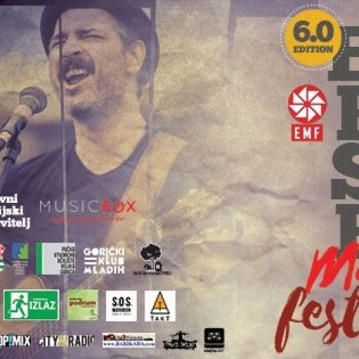 Pred nama Exposure music festival