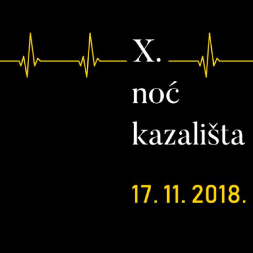 Noć kazališta na Sceni Gorica i u Buševcu
