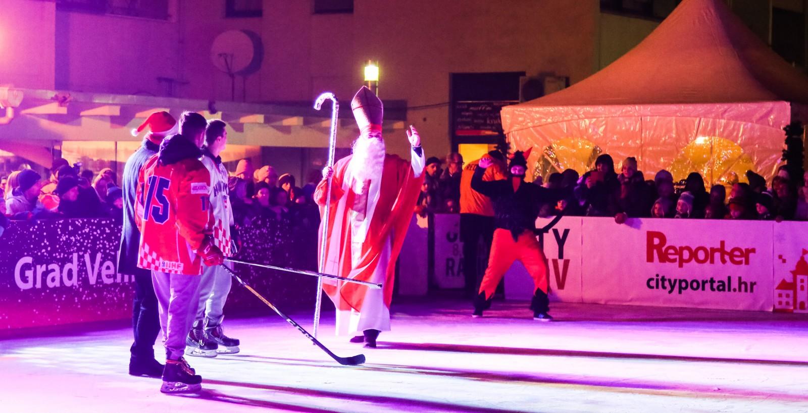 Na blagdan sv. Nikole otvara se klizalište u Gorici