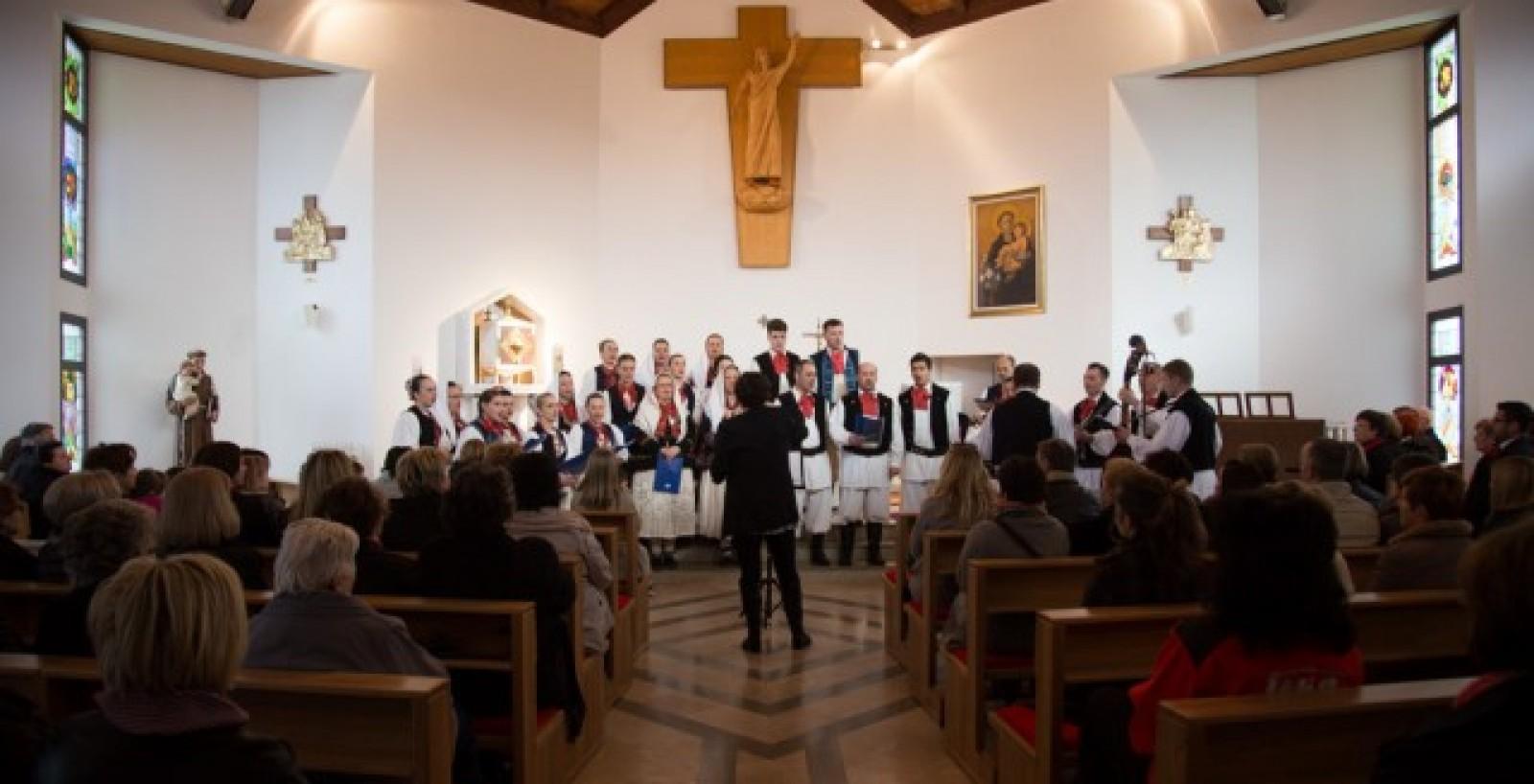 Uskrsni koncert u Gradićima