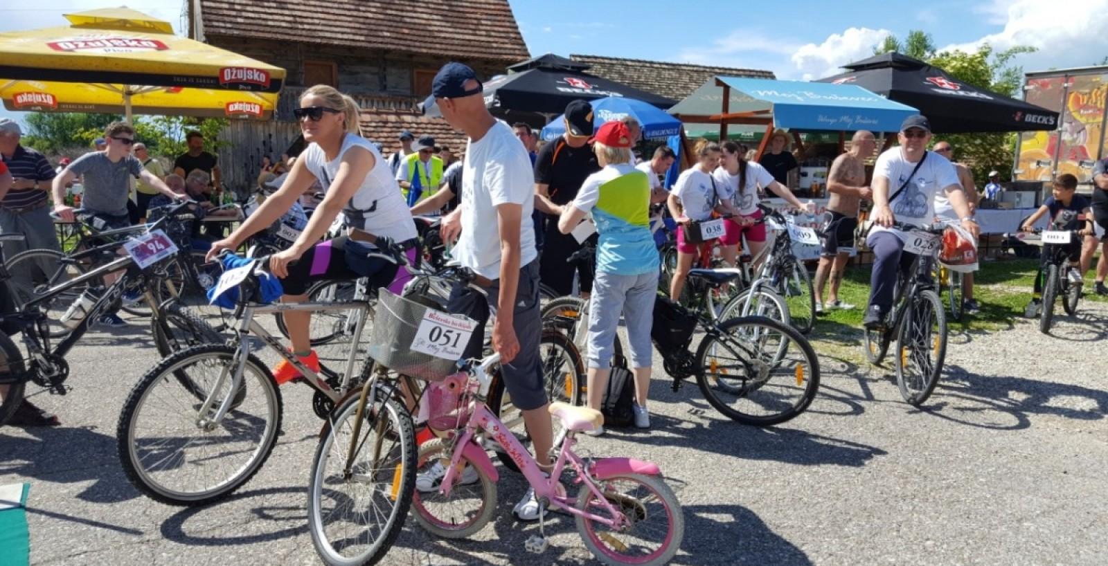 Četiri različite utrke na Buševskoj biciklijadi 26. svibnja