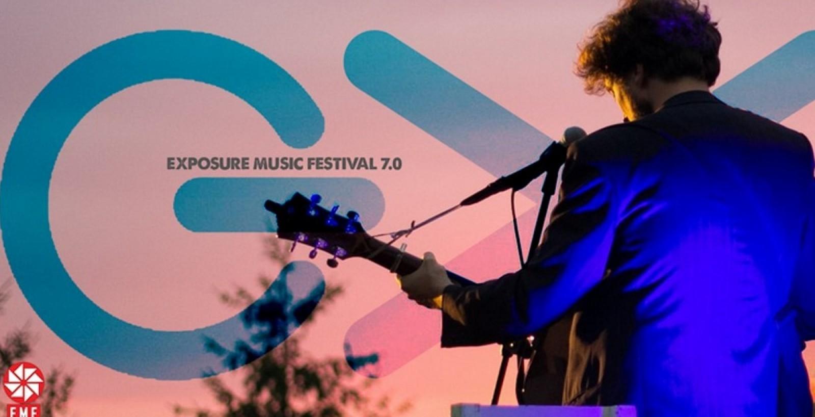 Exposure music festival dovodi Zorana Predina