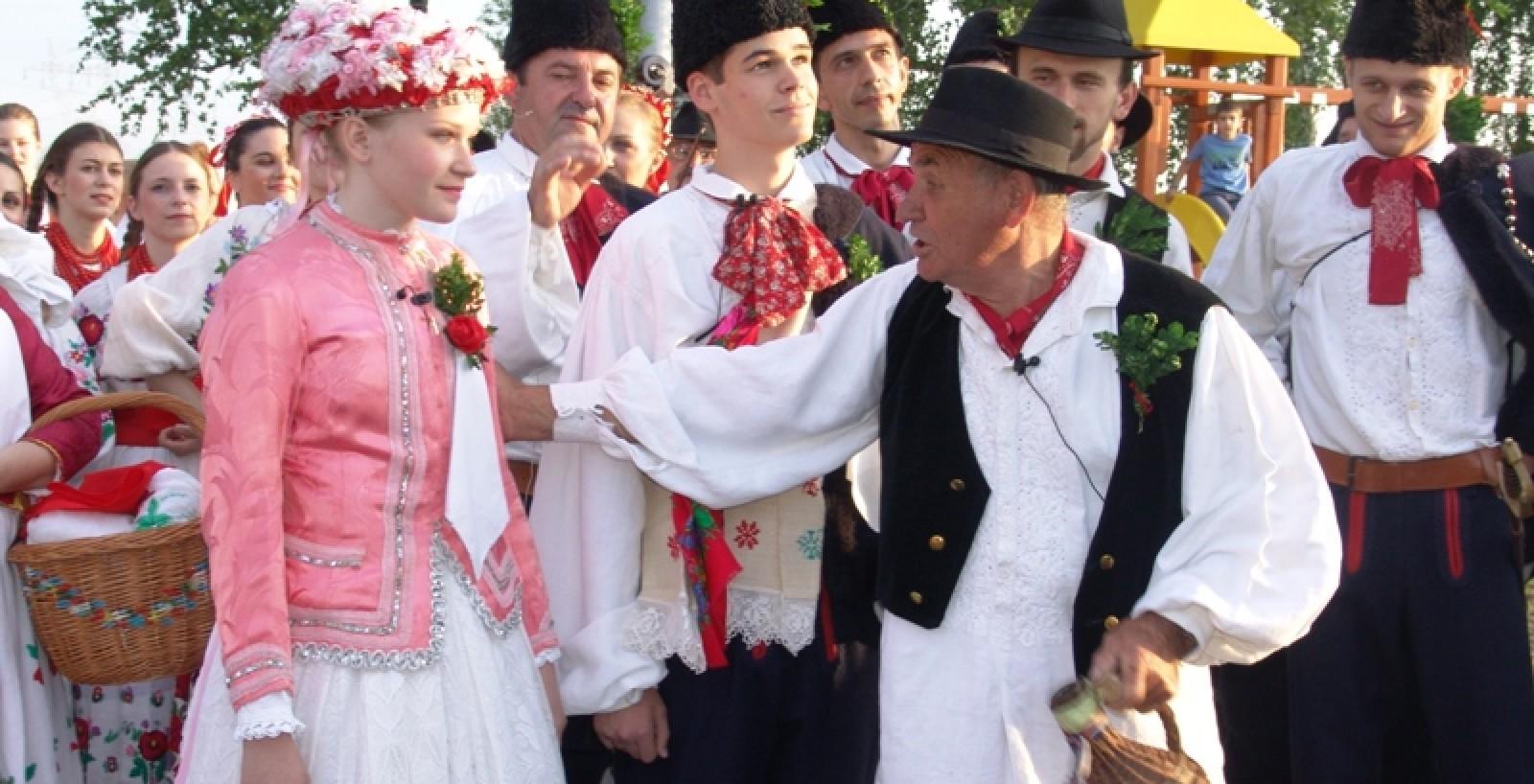 Ivanje u Buševcu započinje sa štruklijadom
