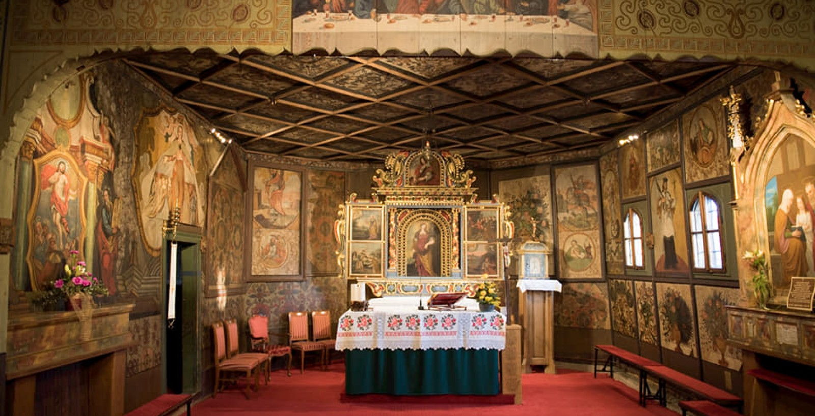 SANCTA BARBARA - glazbeni koncerti u kapelama diljem Turopolja, Posavine i Pokuplja