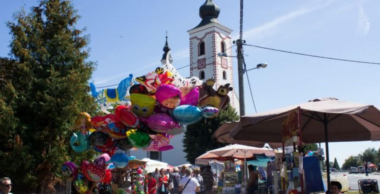 Proslava Velike Gospe u Vukovini