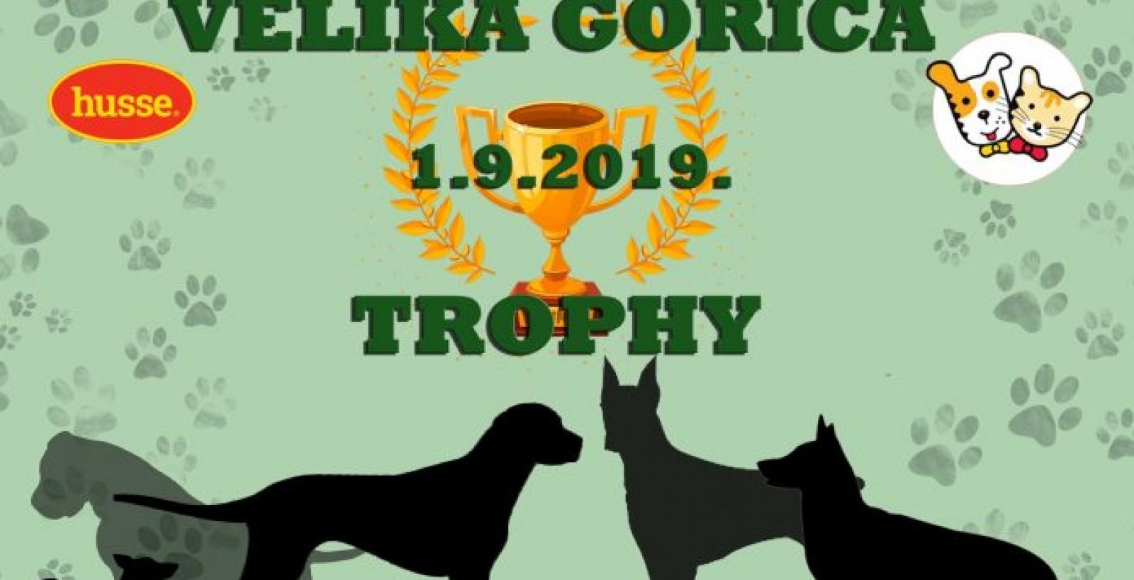 Izložba pasa 'CAC Velika Gorica – VG Trophy'