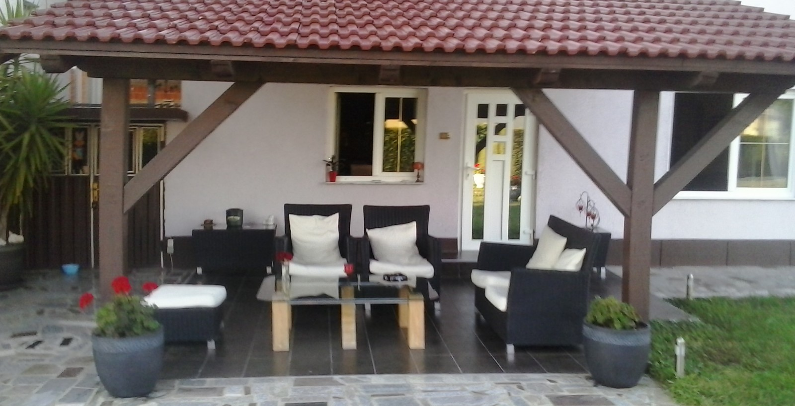 Deluxe Garden Apartment Airport Zagreb