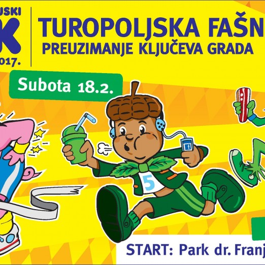 Turopoljska fašnička utrka - proglašenje Fašničke Republike