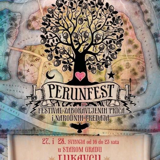PERUNFEST - Festival zaboravljenih priča i narodnih predaja